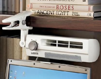 petit ventilateur de bureau pour cet ete blog geek de. Black Bedroom Furniture Sets. Home Design Ideas