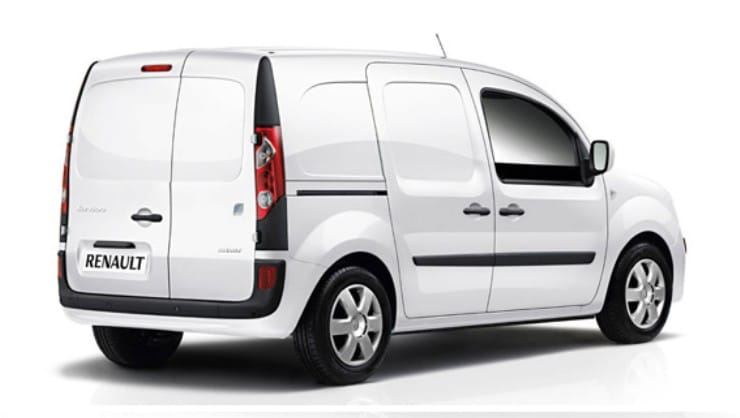 zoom sur la renault kangoo express ze photos et videos. Black Bedroom Furniture Sets. Home Design Ideas