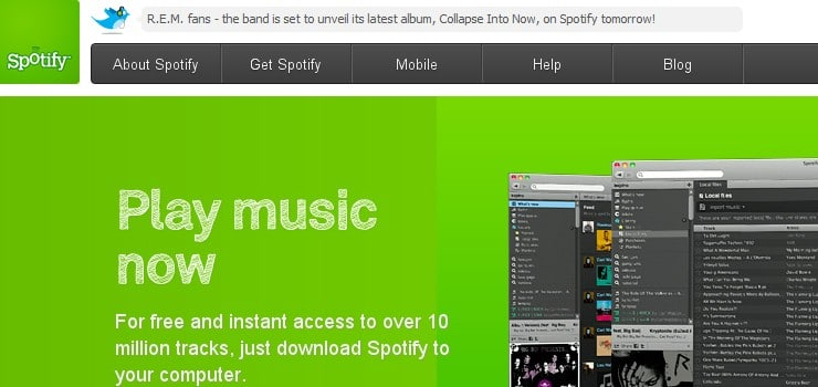 spotify version gratuite