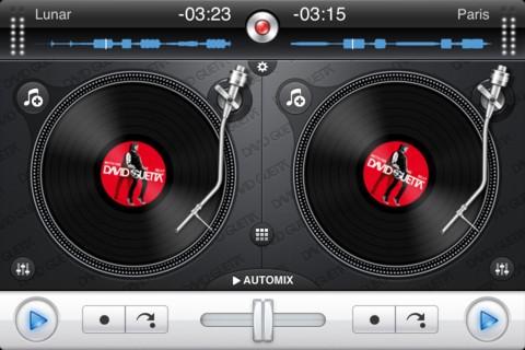 mix iphone djay david guetta