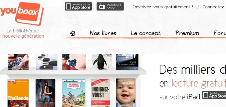 youboox bibliotheque nouvelle generation