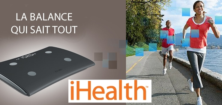 balance electronique ihealth