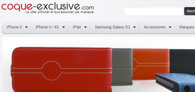coque exclusive accessoire smartphone ipad