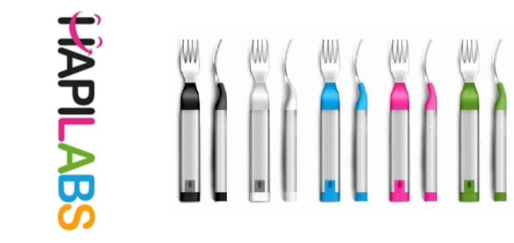 fourchette connecte hapifork