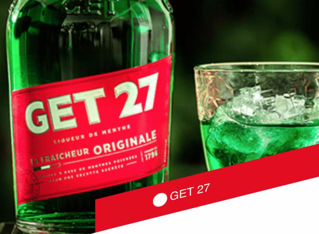 meilleur cocktail get27 rafraichir ete