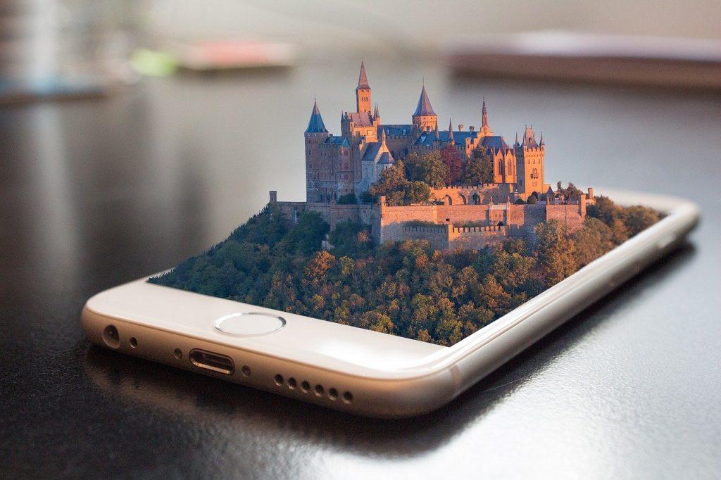smartphone realite virtuelle
