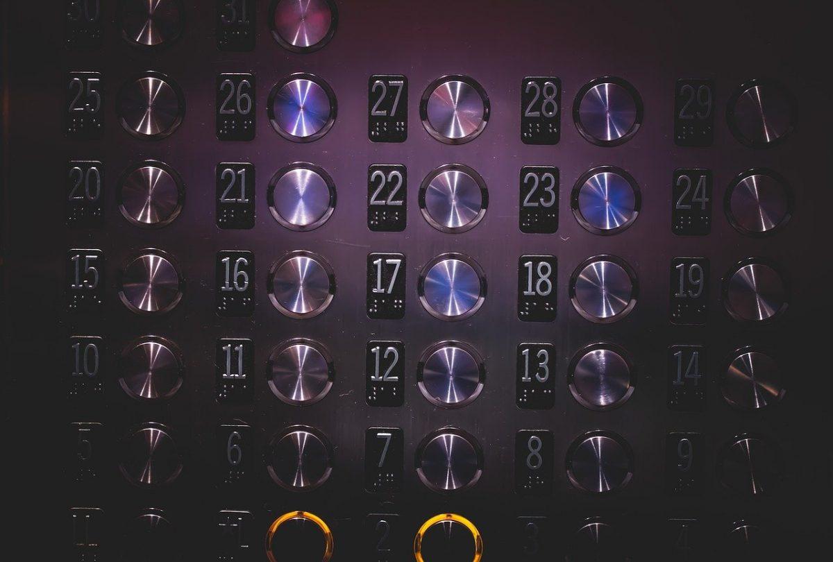 petit ascenseur particulier