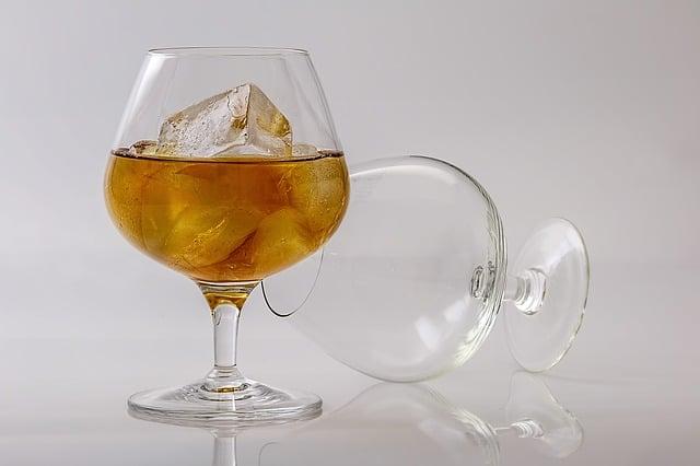 cognac champagne cocktail