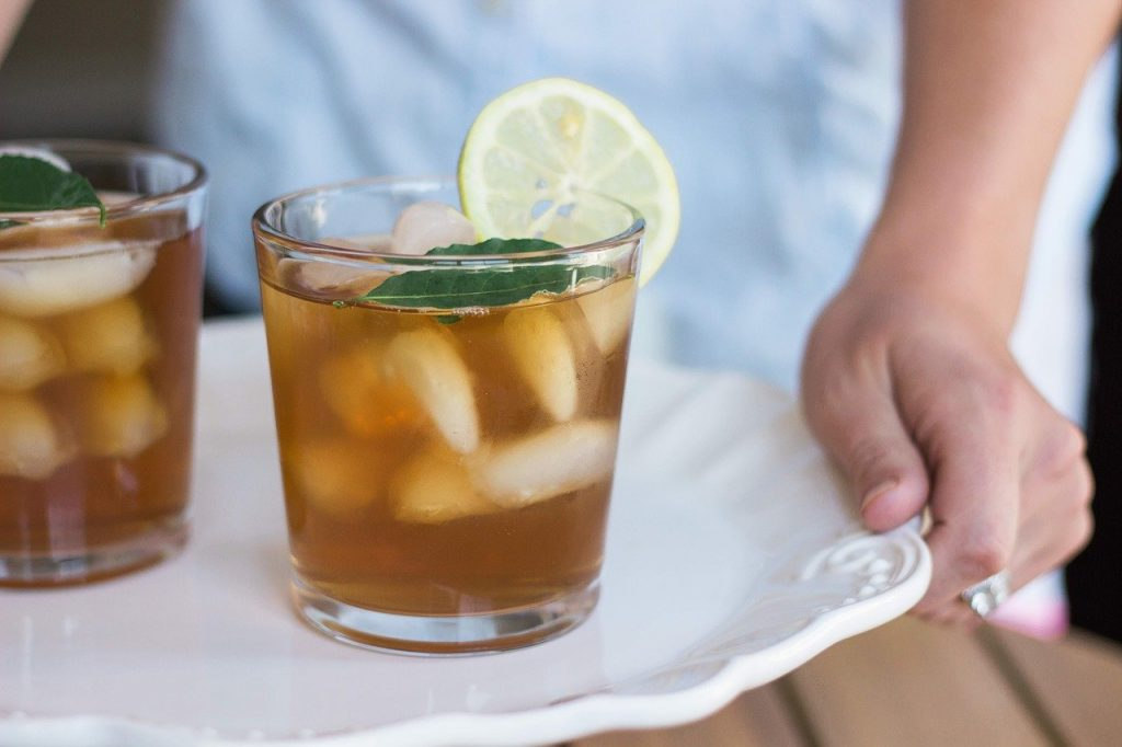 the glace cocktail speculoos